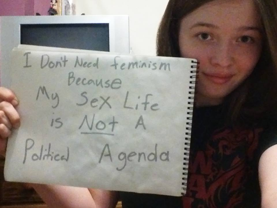 My Sex Life is Not a Political Agenda