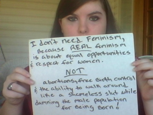 Real Feminism Is About Equal Opportunities