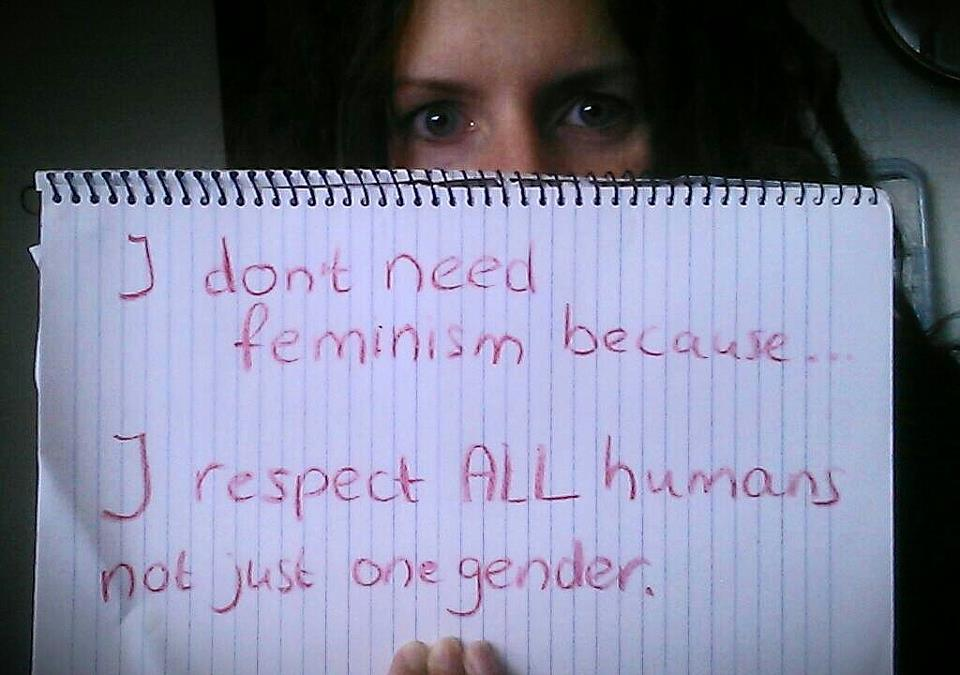 I Respect All Humans