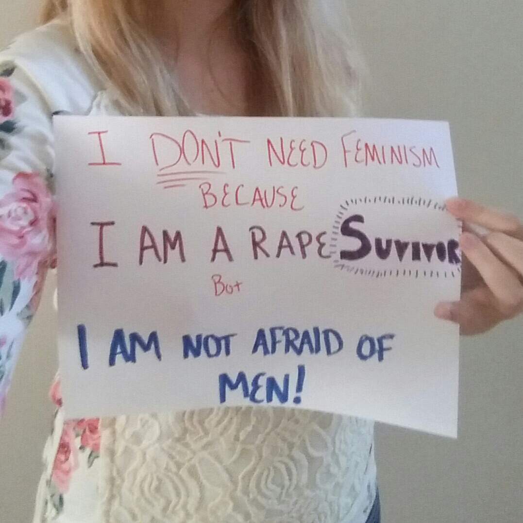 I Am A Rape Survivor