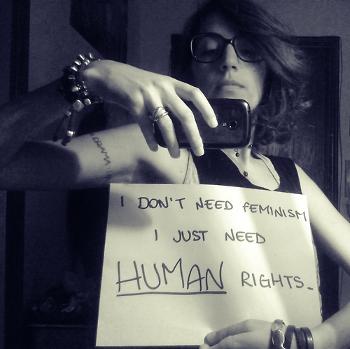 I Just Need Human Rights