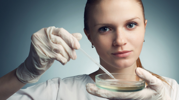 scientist and not a feminist