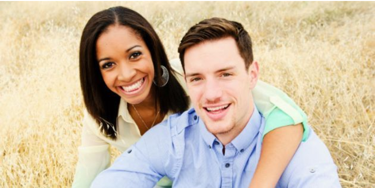Mixed race marriage in united states